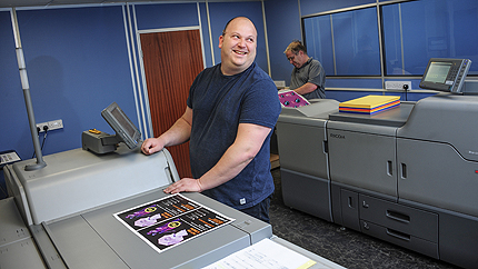 Digital printing cornwall